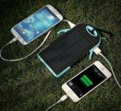 Зарядная устройства + фонарик