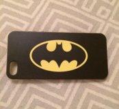 Чехол Бэтмен на IPhone 5/5S