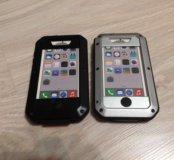 Новые чехлы на iPhone 4s