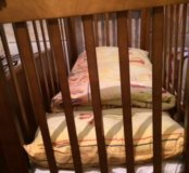 Кровать- маятник, с матрасом