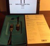 ✅ Кабель Belkin HDMI на HDMI 4m apple