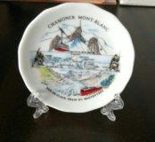 Сувенирная тарелочка