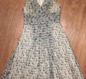 Шёлковое платье Laurel