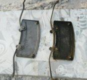 Скобы от супарта Ауди а8