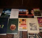 Книги разные интересные