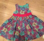 Платье Mothercare Мазакея новое