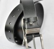 Ремень Calvin Klein кожаный
