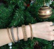 Новые браслеты H&M