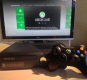 XBOX 360 FREEBOOT 16гб+ FIFA 17+ WWE 2K17