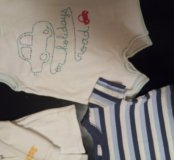 Одежда для малышей пакетом