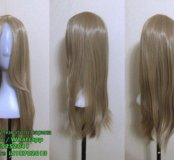 Русый натуральный парик