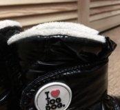 Сапоги детские зимние jog dog