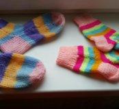 Носочки фемели мама- дочка