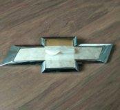 Шильдик эмблема  chevrolet cruze