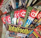 Журналы про футбол