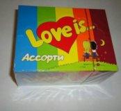 Жвачка Love IS Ассорти