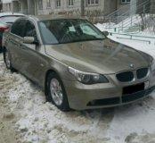 BMW E60 2.5 (218) 2005 года