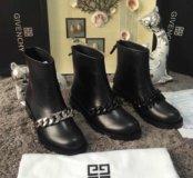 Ботинки Givenchy весна