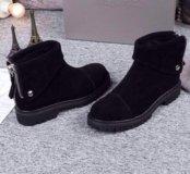 Ботинки Alexandr Mcgueen