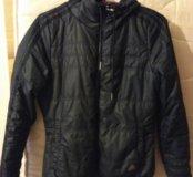 Куртка осенняя адидас