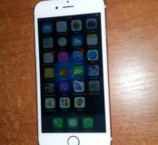 Айфон 6s16 GB розовое золото