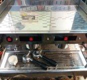 Кофемашина для мобильной кофейни