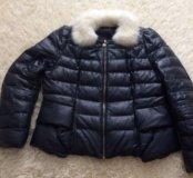 Куртка из масляной кожи ,р-р 54