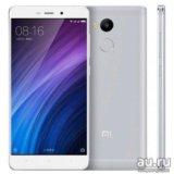 Новый Xiaomi Redmi 4 PRO Silver White 3/32 Gb