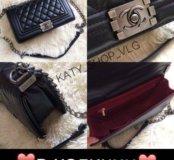Новая сумка Шанель