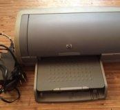 Струйный Цветной Принтер HP DeskJet 5150