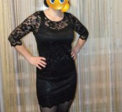 Платье новое, р 48