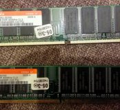 Оперативная память Hynix DDR