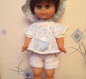 Кукла ГДР, 80-х годов, 50 см