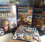 Call of Duty: Trilogy для PS2 (Лицензия)