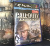 Call of Duty: Finest Hour на PS2
