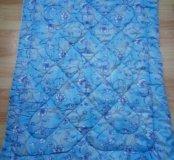 Детское одеяло 110×140