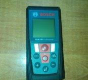 Лазерный дальномер Bosch GLM 50 + чехол
