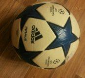 Новый! Футбольный мяч Adidas Финал Лиги Чемпионов.