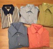 Рубашки новые все-по 200 руб.