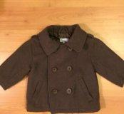 Пальто 3-6 месяцев