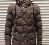 Продам новую зимнюю мужскую куртку