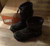 Сапожки ботинки 34,5размер