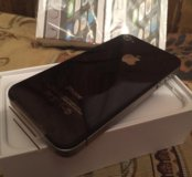 IPhone 4s 16gb Black (новые)
