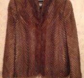 Норковая шуба / пиджак