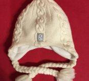 Тёплая шапка Reima, р-р 48