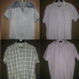 Рубашки б/у 4 штуки