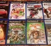 Лицензионные диски для PlayStation 2 Любой 300