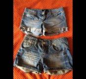 500₽ за всё двое шорт+ джинсы 👖