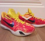 Баскетбольные кроссовки KOBE X