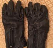 Мотоперчатки кожаные Riv'it